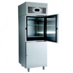 美国FOSTER上下门高温雪柜F600H  FOSTER冰箱 600系列上下门冰箱