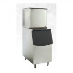 冰崎BQ-300AW分体式制冰机  方冰制冰机