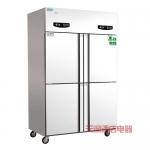 鼎美ER4-A四门冷藏冰箱 四门单温冷藏冰箱 鼎美工程A款
