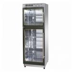 亿途YTP-388A2消毒柜 二玻璃门消毒柜 中温消毒柜