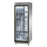 亿途YTP-380A1单门消毒柜 玻璃门中温消毒柜