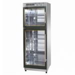 亿途YTP-380A2中低温消毒柜 上下玻璃门消毒柜