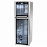 亿途ZTP-380SH上下门消毒柜 高低温消毒柜 餐具消毒柜