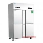 鼎美EF4-A四门冷冻冰箱 四门单温冰箱 鼎美工程A款