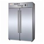 亿途RTP-900A2双门高温消毒柜 高温热风循环消毒柜