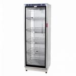 亿途YTP-380B1单门消毒柜 低温臭氧消毒柜 玻璃门消毒柜