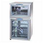 EXTO亿途ZTP-88V消毒柜 立式二门消毒柜 高低温消毒柜