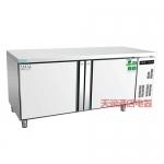 鼎美二门冰箱WEF18-A 鼎美平冷操作台冷柜