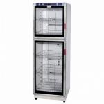 亿途YTP-380B2上下门中低温消毒柜 餐具消毒柜