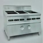 喜达客IND-EOP-E2.5×6U六头煲仔炉 六眼电磁煲汤灶