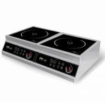 喜达客IND-10PP-3500×2台式双头电磁灶 双头煲汤电磁炉
