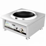 喜德力3.5KW台式小炒炉 电磁小炒炉 商用电磁炉
