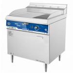 喜德力8KW电扒炉 商用电磁扒炉 电磁煎板炉