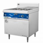 喜德力XDL-TM9电磁九孔汤面炉 9头电磁煮面炉
