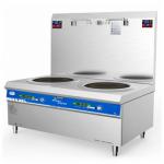 喜德力双头电磁煲汤灶XDL-P420Ⅱ 电磁低汤炉