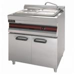 唯利安WBS4-8四盆电热暖汤炉连柜座