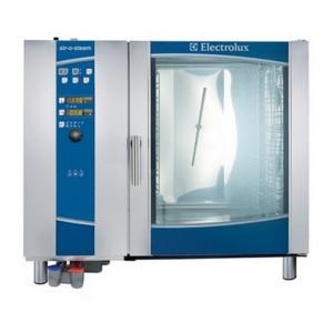 伊莱克斯蒸烤箱A0S061EBA2 意大利进口蒸烤箱  Electrolux商用10盘蒸烤箱