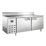 格林斯达/星星二门冷藏工作台TZ300L2B-X  操作台冰箱带靠背