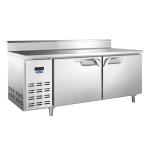 格林斯达/星星二门平台冰箱TZ400L2B-X 冷藏工作台 标准款1.8米带靠背