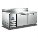 星星/格林斯达E款工作台TZ300E2B-X   一米五带靠背冷藏工作台 星星冰箱 格林斯达平台冷柜