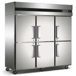 星星/格林斯达六门单温冰箱D1.6E6-X   星星E款六门冰箱 格林斯达冰箱