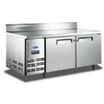 星星/格林斯达E款工作台TZ400E2B-X  一米八带靠背平台冷柜 星星冰箱 格林斯达平冷工作台
