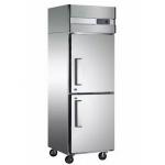 星星/格林斯达上下门冷冻柜D500E2-X  星星冰箱 经济款单温冷冻冰箱