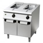 欧丽斯/OLIS立式双缸炸炉7415/10FRE  立式双缸电炸炉