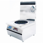明钢kym-BT500-12电磁单头低汤灶 明钢电磁单头煲汤炉12KW单头矮汤灶