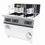 明钢kym-ZZHM-1电磁自动煮面炉 明钢四头煮面炉 3.5KW煮面炉