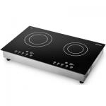 Chinducs/华磁嵌入式电磁炉QP4000S 双头嵌入式电磁炉 触控电磁电磁炉