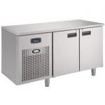 FOSTER工作台F1/2M 双门中温平台冷柜