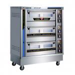 康庭KXY36-6KT烤箱  康庭三层六盘燃气烤箱