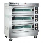 康庭KT-KX-3X2H烤箱 康庭三层六盘电烤箱