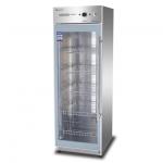 康煜YTP-400AC中温消毒柜  玻璃门餐具消毒柜  密胺餐具消毒柜