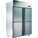 卡姆尼GNC1400L4四门高温雪柜 风冷四门冰箱