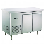 卡姆尼GNTF700-1355L2二门风冷平台雪柜  二门冷冻工作台