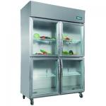 卡姆尼VZ1.0L4-GFPL四门冷冻展示柜  四门陈列柜