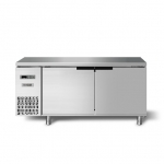 海德立DA-TH15平台冷柜 1米5风冷平台雪柜 海德立卧式工作台 冷藏操作台