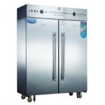 康庭红钻消毒柜RTP1000A-KT13  热风循环餐具消毒柜 商用高温消毒柜