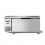 海德立DA-TL15平台冷柜 1.5米风冷平台雪柜 海德立卧式工作台 冷冻操作台