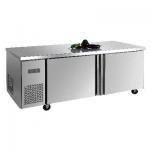 卡姆尼HZ0.4L2-CPL平面冷藏工作台  商用平台雪柜