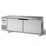 海德立DA-TH18平台冷柜 1.8米风冷平台雪柜 海德立卧式工作台 冷藏操作台