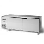 海德立DB-TH18平台冷柜 1.8米直冷平台雪柜 海德立卧式工作台 冷藏操作台