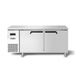海德立DB-TL15平台冷柜 1米5直冷平台雪柜 海德立卧式工作台 冷冻操作台