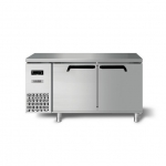 海德立DB-TL12平台冷柜 1.2米直冷平台雪柜 海德立卧式工作台 冷冻操作台