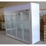 LIZE四门冷藏展示柜15160042 玻璃门展示柜定做