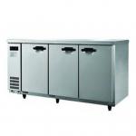 松下三门冷藏操作台冰箱SUR-1871CP   卧式冷藏柜 Panasonic工作台冰箱 松下商用厨房冰箱