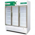 Gelin/格林LC-1019三门展示柜 超市饮料柜 立式陈列柜【格林冷柜】