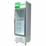 Gelin/格林LC-259单玻璃门展示柜 超市饮料陈列柜 【格林冷柜】